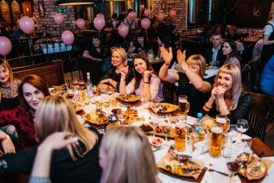 Международный женский день, 8 марта 2019 - Ресторан «Максимилианс» Челябинск - 31
