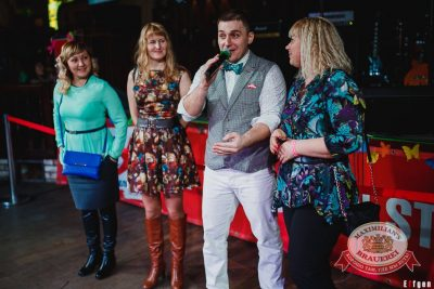 Международный женский день, 7 марта 2016 - Ресторан «Максимилианс» Челябинск - 15