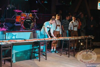 Закрытие фестиваля «Октоберфест». Определены Пивные Король и Королева! 5 октября 2013 - Ресторан «Максимилианс» Челябинск - 11