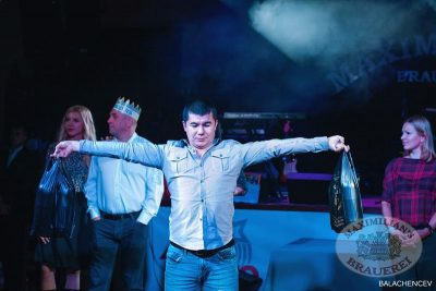 Закрытие фестиваля «Октоберфест». Определены Пивные Король и Королева! 5 октября 2013 - Ресторан «Максимилианс» Челябинск - 12