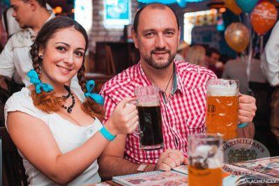 Закрытие фестиваля «Октоберфест». Определены Пивные Король и Королева! 5 октября 2013 - Ресторан «Максимилианс» Челябинск - 23