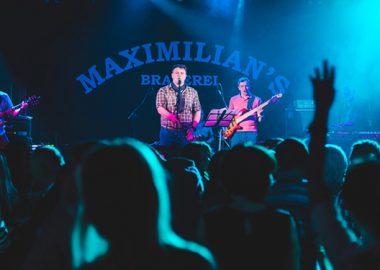 Первомай в«Максимилианс», 1мая2014