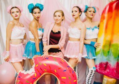 «Дыхание ночи»: сладкая ночь «Candy Shop», 6июля2018