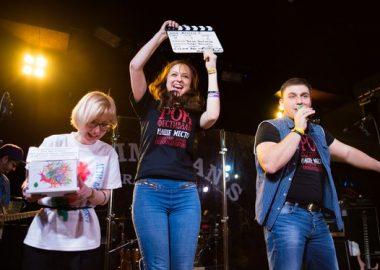 Ежегодный благотворительный рок-фестиваль вподдержку детского онкоотделения, 15марта2015