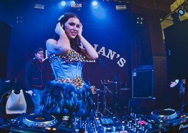 «Дыхание ночи»: Ladies Time. DJMemfisa, 24января2014