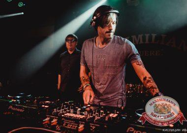 «Дыхание ночи»: DJMiller (Москва), 5апреля2014