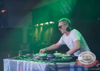 «Дыхание ночи»: DJPasha Lee(Москва), 24октября2015