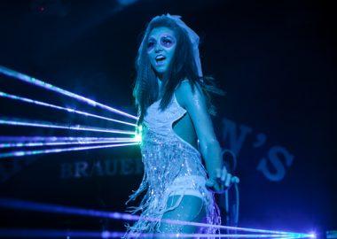 Halloween: второй день шабаша. Акт второй. «Дыхание ночи»: DJKley, 1ноября2014