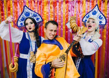 «Дыхание ночи»: русская вечеринка «Matreshka Party», 12октября2018