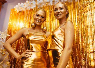 Новый год 2019: Golden Night, 1января2019