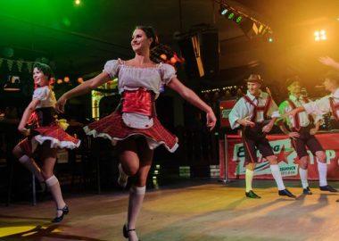 Открытие 205-го фестиваля живого пива «Октоберфест-2015», 18сентября2015