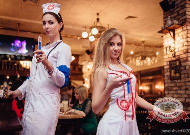 Оздоровительные вечеринки в«Максимилианс», 3января2015