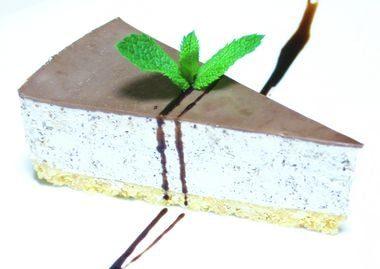 Кейк шоколадный