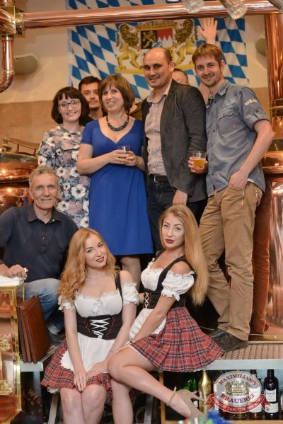 День Баварской кухни, 20 мая 2016 -  - DSC_5945