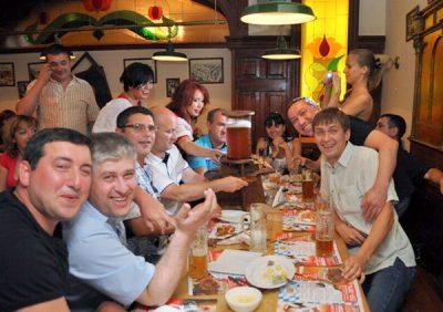 Ресторану «Максимилианс» 2 года! -  - 29