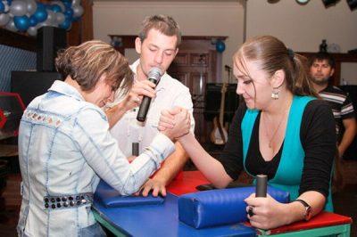 Турнир по армрестлингу, 30сентября 2011 -  - 07