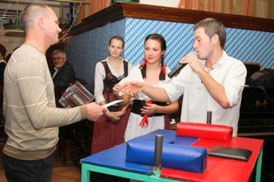 Турнир по армрестлингу, 30сентября 2011 -  - 20