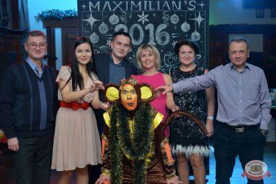 Новогодний корпоративный вечер в «Максимилианс», 29 декабря 2015 -  - 04
