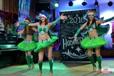 Новогодний корпоративный вечер в «Максимилианс», 29 декабря 2015 -  - 06