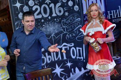 Новогодний корпоративный вечер в «Максимилианс», 19 декабря 2015 -  - 14