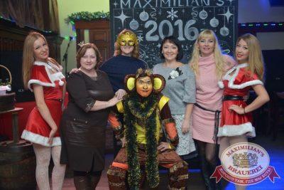 Новогодний корпоративный вечер в «Максимилианс», 22 декабря 2015 -  - 05