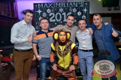 Новогодний корпоративный вечер в «Максимилианс», 24 декабря 2015 -  - 04