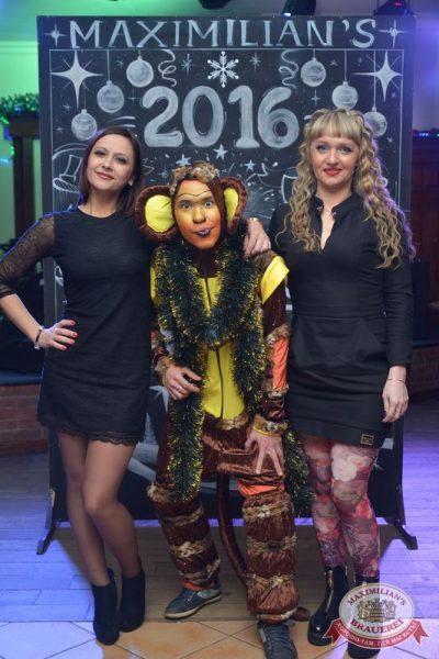 Новогодний корпоративный вечер в «Максимилианс», 24 декабря 2015 -  - 05