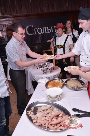 День баварской кухни, 23 мая 2014 -  - 03