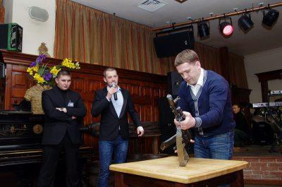 Мужской день в «Максимилианс», 22 февраля 2012 -  - 16