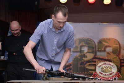 Дню Защитника Отечества посвящается: убойный вечер! 22 февраля 2015 -  - 07