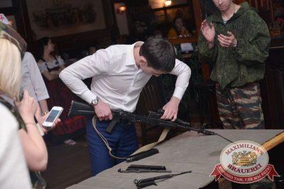 Дню Защитника Отечества посвящается: убойный вечер! 22 февраля 2015 -  - 09