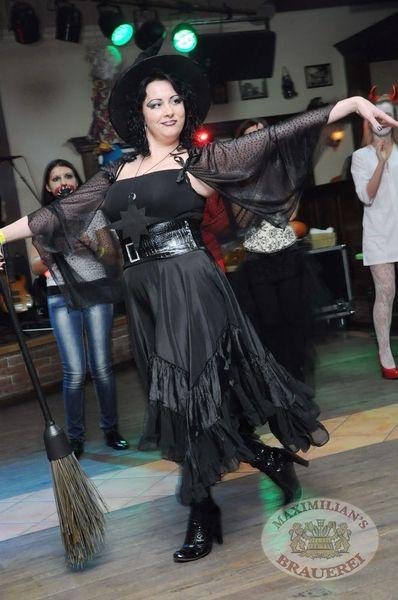 Halloween в «Максимилианс», 1 ноября 2013 -  - 15