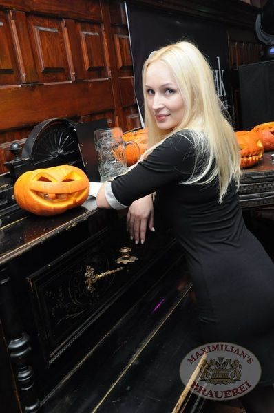 Halloween в «Максимилианс», 1 ноября 2013 -  - 17