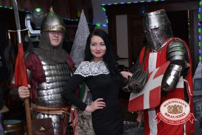 Королевская новогодняя ночь в Замке развлечений «Максимилианс», 31 декабря 2014 -  - 06