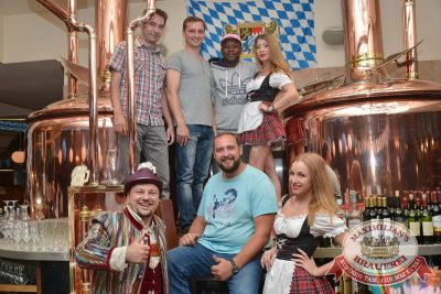 Октоберфест: Vostok Party, 25 сентября 2015 -  - 09