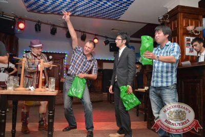 Открытие 205-го фестиваля живого пива «Октоберфест», 18 сентября 2015 -  - 21