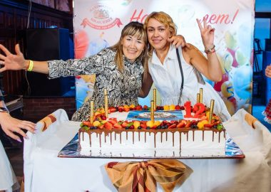 День рождения ресторана: нам 12лет, 11июня2021