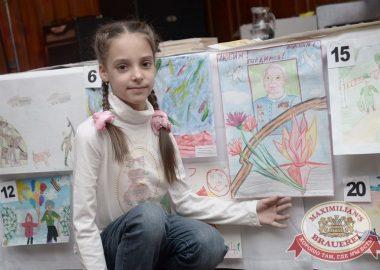 Конкурс детского рисунка «Спасибо деду заПобеду!», 10мая2015