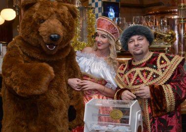 Новый год 2017: По-царски, 1января2017