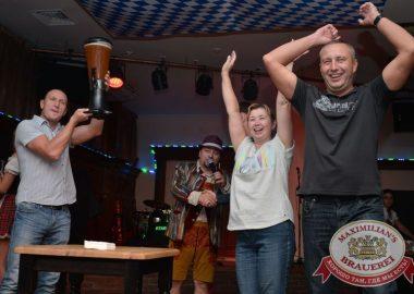 Второй день Октоберфеста: «Пива иЗрелищ», 19сентября2015
