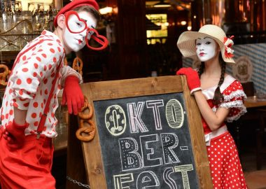 «Октоберфест-2016»: Открытие Фестиваля, 16сентября2016
