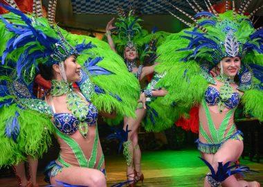 «Октоберфест-2016»: Fiesta! Латиноамериканский вечер! 30сентября2016