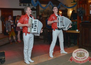 Закрытие 205-го фестиваля живого пива «Октоберфест-2015». Специальный гость: «Accordion Stars», 3октября2015
