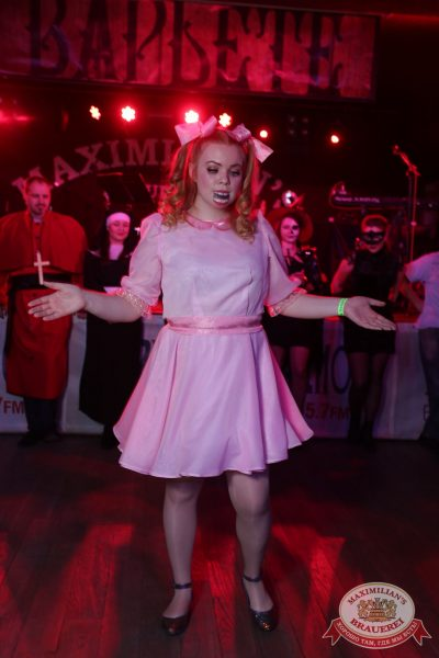 Halloween: второй день шабаша. Бал у Сатаны, 31 октября 2015 - Ресторан «Максимилианс» Екатеринбург - 16