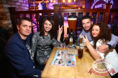 Serebro, 4 ноября 2015 - Ресторан «Максимилианс» Екатеринбург - 29