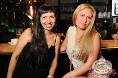 «Дыхание ночи»: Euro Football party, 10 июня 2016 - Ресторан «Максимилианс» Екатеринбург - 20