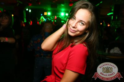 «Дыхание ночи»: DJ Lil'M (Москва), 9 сентября 2016 - Ресторан «Максимилианс» Екатеринбург - 17