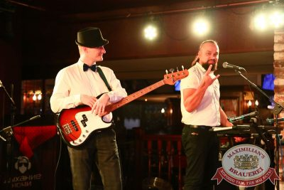 Конкурс «Maximilian's Band-2016», второй раунд, 13 сентября 2016 - Ресторан «Максимилианс» Екатеринбург - 16