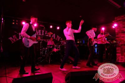 Конкурс «Maximilian's Band-2016», второй раунд, 13 сентября 2016 - Ресторан «Максимилианс» Екатеринбург - 18
