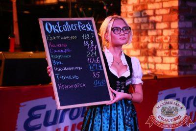 «Октоберфест-2016»: выбор пивной столицы, 23 сентября 2016 - Ресторан «Максимилианс» Екатеринбург -